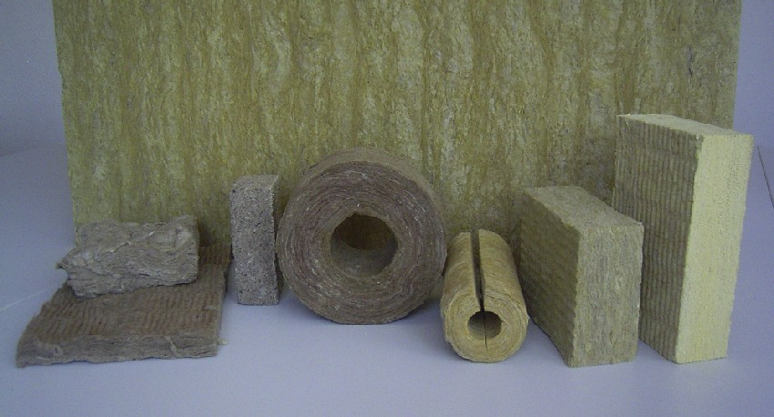 Stone wool and mineral wool plant for Stone mineral wool